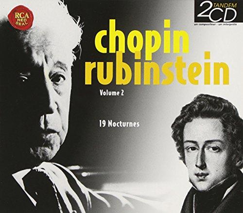 CHOPIN - Rubinstein - Volume 2 - 19 Nocturnes