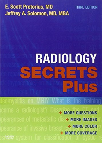 Radiology Secrets Plus, 3e by E. Scott Pretorius MD (2010-06-10)
