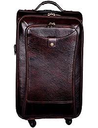 Hidekin Brown Equuleus Bottega Veneta Handcrafted Leather Travel Bag 261812443002d