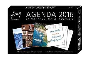 Recharge Agenda Yvon 2016