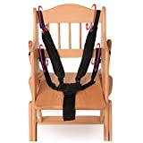 domybest 5punto-Arnés de seguridad correa cinturón de asiento Trona para silla de paseo Buggy