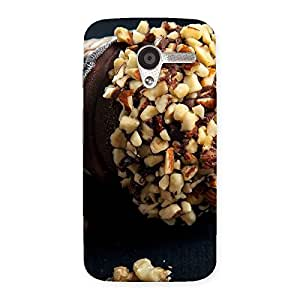 NEO WORLD Remarkable Cone Ice Creams Back Case Cover for Moto X