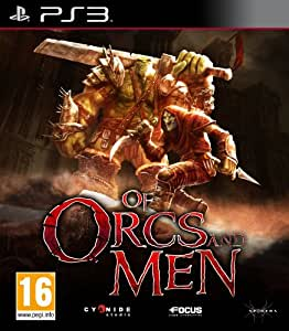 Of Orcs And Men (Playstation 3)