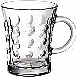 Pasabahce Mocha & Chai Mug Set Of 2 Pcs 278 Ml