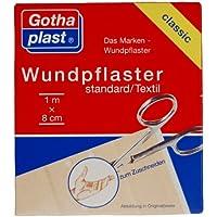 Gothaplast Wundpflaster standard Textil 1mx8cm preisvergleich bei billige-tabletten.eu