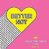 Better Not (Shaun Frank Remix) [feat. Wafia]