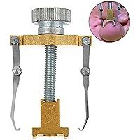 Anself Professional Ingrown Zehennagel-Korrektur-Werkzeug Toenail Behandlung Pedicure Werkzeug preisvergleich bei billige-tabletten.eu