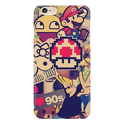 cover-custodia-protettiva-90s-nerd-vintage-compilation-videogame-cartoon-iphone-4-4s-5-5s-5se-5c-6-6
