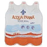 ACQUA PANNA, Acqua Minerale Oligominerale Naturale 75cl x 6.