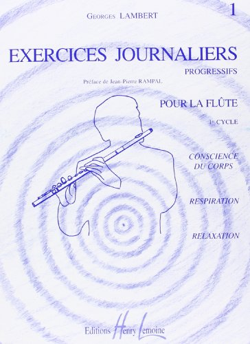 Exercices journaliers Volume 1