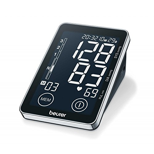 Tensiómetro brazo pantalla táctil-Beurer BM