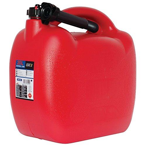 Sumex BIDON20 UN App Bidon d'essence avec bec de remplissage flexible 20l