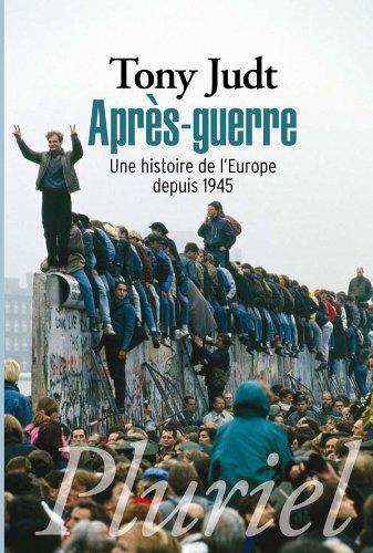 Après-guerre : Une histoire de l'Europe depuis 1945 por Tony Judt