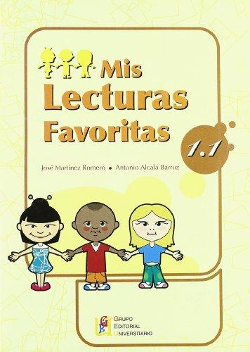 Mis lecturas favoritas 1.1 por José Martínez Romero