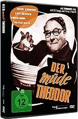 Der müde Theodor (inkl. Bonus-CD) [2 DVDs] hier kaufen