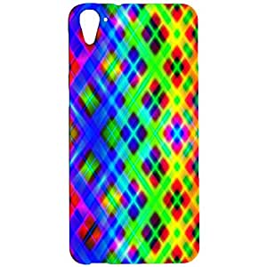 Digitex Creations HTC 826 1439 Mobile Cover For HTC Desire 826