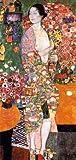 Gustav Klimt – The Dancer 1918 Kunstdruck (25,40 x 50,80 cm)