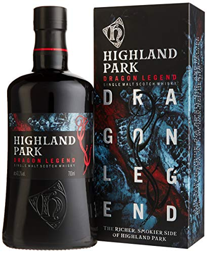 Highland Park Dragon Legend Whisky (1 x 0.7 l)