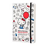 Moleskine Hello Kitty Large Ruled Contemporary Limited Edition Notebook