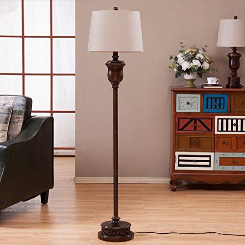 Lampadaire LED, lampe tactile pour soins des yeux, éclairage blanc naturel pour la détente, la lecture et le travail manuel Multi position, Multi Usage [Classe énergétique A +++]