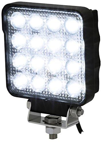 AdLuminis LED Arbeitsscheinwerfer Arbeitsleuchte, 25 Watt 2100 Lumen, 60°, 12V 24V Volt, IP67 IP69K Schutzklasse, 5800K, Zusatzscheinwerfer, Rückfahrscheinwerfer, Suchscheinwerfer, Worklight