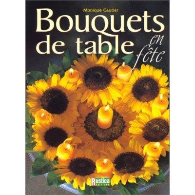 Bouquets de table en fête