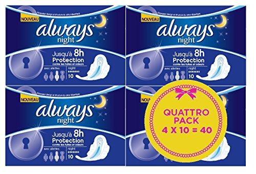 always-assorbenti-notte-con-ali-protezione-8h-4-confezioni-da-10-pz