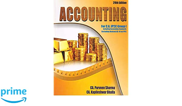 Buy Pooja Law House's Accounting for CA IPCC Group I May