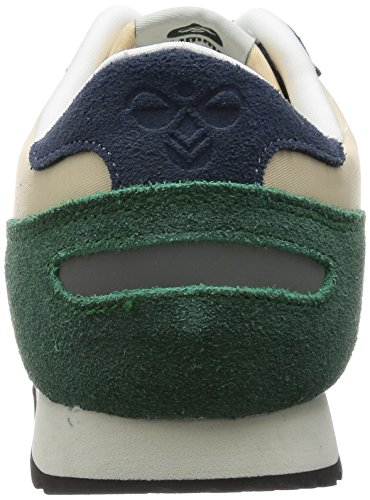 Hummel Reflex Nyhavn, Baskets Basses mixte adulte Beige - Beige (Moonbeam 1020)
