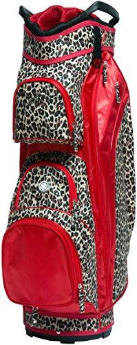 GloveIt Handschuh IT Damen Golf Bag (Leopard)