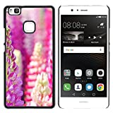 OB-star ( Flower Of Hyacinth Dolichos ) Huawei P9 Lite / G9 Lite (Not for P9)Huawei P9 Lite / Huawei G9 Lite (Not for P9) Colorful Peau Imprimé Protection Dur Retour Housse Shell