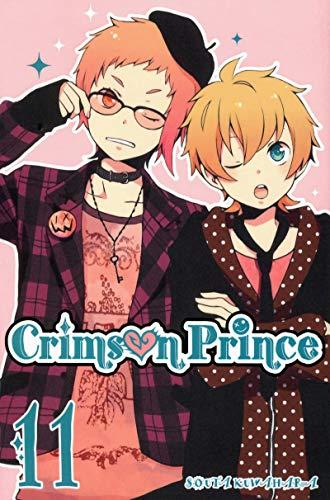 Crimson prince Vol.11