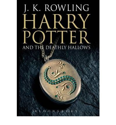 Bloomsbury Publishing PLC Harry Potter and the Deathly Hallows by Rowling, J.K. ( Author ) ON Feb-10-2007, Hardback