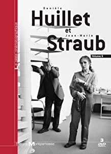 Danièle Huillet et Jean-Marie Straub - Vol. 6 [Edizione: Francia]