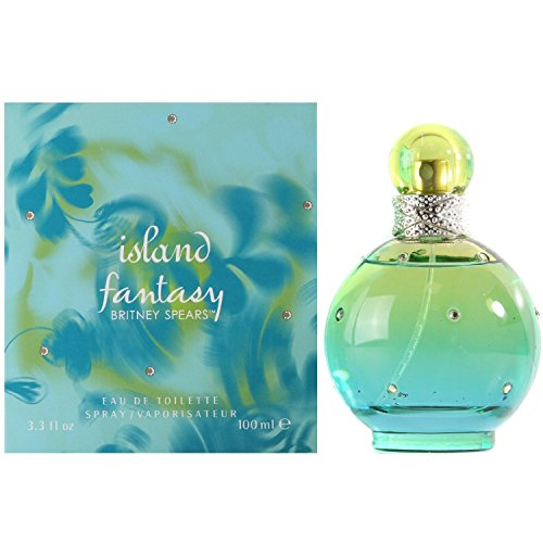 Britney spears, fantasy island, eau de toilette, 100 ml