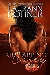 Kidnapping Casey (Zorn Warriors Book 2) (English Edition)