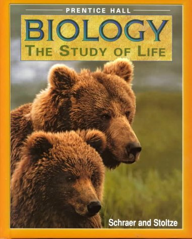 Biology: Study of Life by William D. Schraer (1999-01-05)