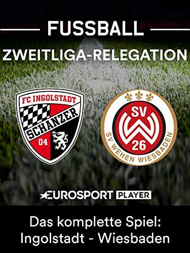 Das komplette Spiel: FC Ingolstadt gegen Wehen Wiesbaden