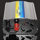 Transformador de tensión convertidor inversor de corriente coche auto