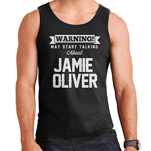Coto7 Warning Many Start Talking About Jamie Oliver Men's Vest