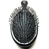 Premium Haarbürste zum effektiven und schonenden Bürsten Ihrer Haare - entwirrt schmerzlos - Bürste - Nassbürste - Hair Brush - entwirrende Haarbürste