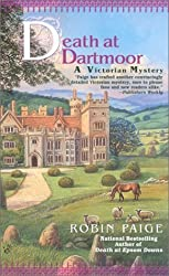 Death at Dartmoor (A Victorian Mystery) by Robin Paige (2003-03-04)
