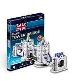 Puzzle 3D Mini - Tower Bridge, London
