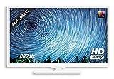TV LED INFINITON 40' Blanca INTV-4017W HD - USB- HDMI - TDT2 - VGA