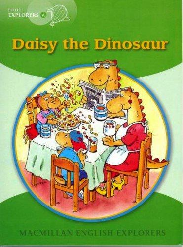 Little Explorers: A Daisy Dinosaur Big Book: Daisy the Dinosaur Big Book