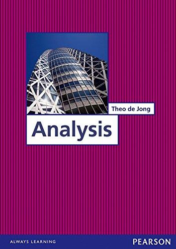 Analysis (Pearson Studium - Mathematik)