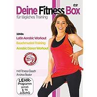 Deine Fitness Box für tägliches Training