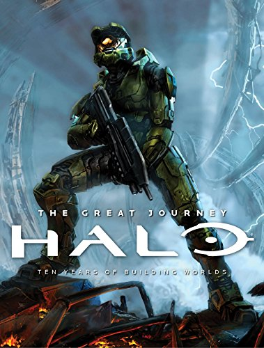 Halo: The Great Journey...The Art of Building Worlds par Titan Books