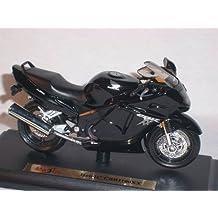 Honda Cbr1100xx Cbr1100 Cbr 1100 Xx Schwarz 1/18 Maisto Modellmotorrad Modell Motorrad