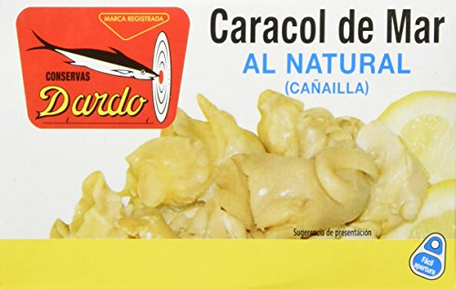 Dardo - Caracol de Mar al Natural - 115 g